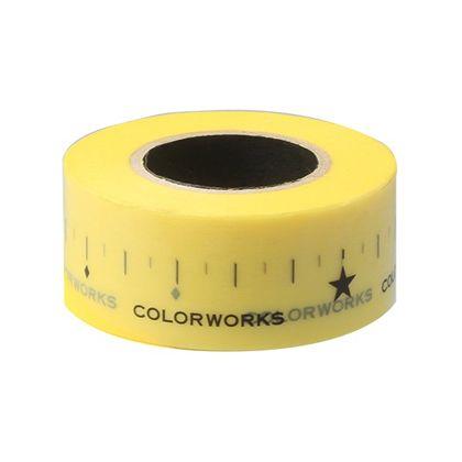 カラーワークス マスキングテープ(目盛付き) 8306800