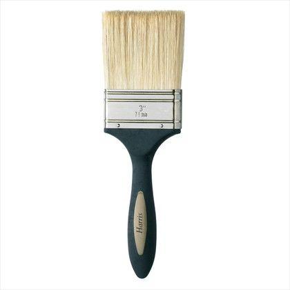 カラーワークス ウッドケア ブラシ(木部塗料用刷毛) サイズ:75mm 7409500