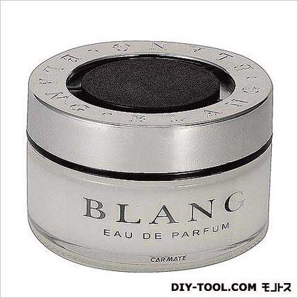 カーメイト ブラングCKタイプ芳香剤 ホワイト H44×W69×D69(mm) FR912