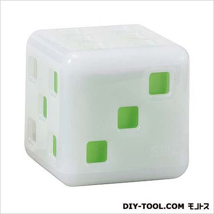 サイプラスミルキーシャンプー芳香剤 ミルキーホワイト H55×W55×D55(mm) FR897
