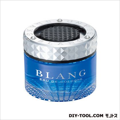 ブラングクリスタルホワイトムスク芳香剤 ブルー H52×W64×D64(mm) G151