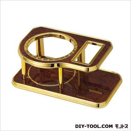 INDEEDドリンクテーブル木目 ウッド H65×W160×D115(mm) DE141