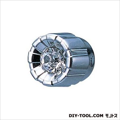 ドレスアップパーツメーターノブ用 メッキ/クリア H14×W14×D14(mm) DZ142