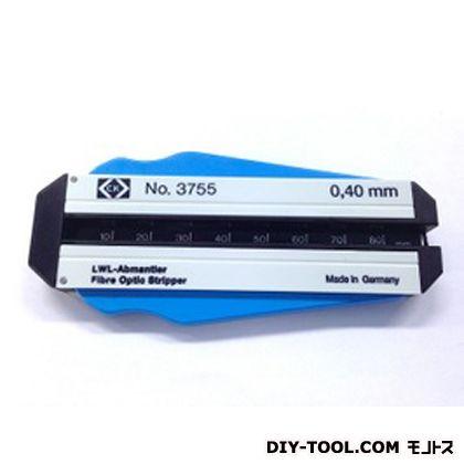【送料無料】C.KTools 光ファイバー用精密ワイヤーストリッパー T3755 040