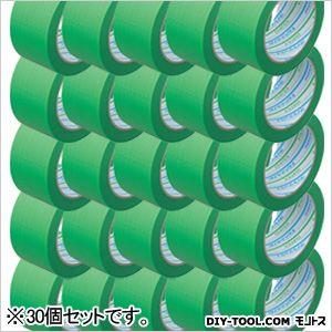 パイオラン養生テープ グリーン 50mm×25m Y-09-GR 30 巻セット