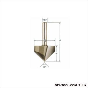 木工ビットV溝ビット6×60°