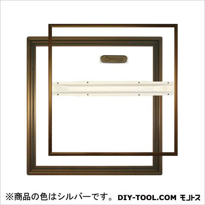 ホーム床下点検口 シルバー 48×3.3×48cm HDC45