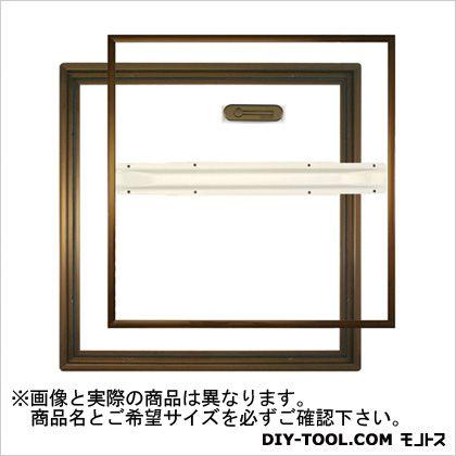 ホーム床下点検口 ブロンズ 63×3.3×63cm HDCB60