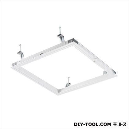 天井点検口シーリングハッチ額縁タイプ454×454 ホワイト 46.4×3×46.4cm CFZW345