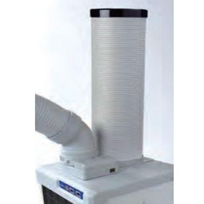 スポットクーラー 10HF-P1用 排熱ダクト  2m 481744-0310
