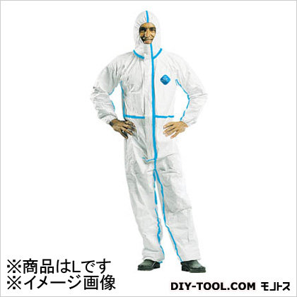 デュポン タイベック防護服L(×1) TV3