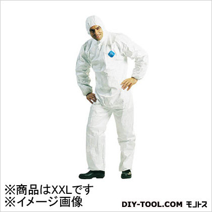 デュポン タイベック防護服XXL(×1) TV2