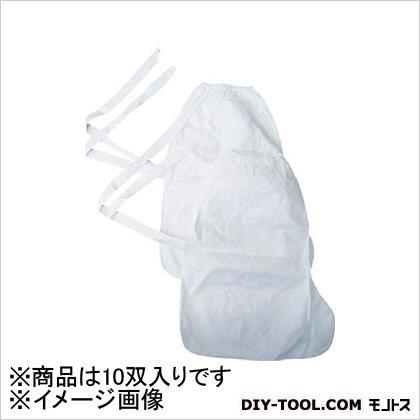 デュポン タイベック製シューズカバー長10双入り(10双×1PK) TSC6873