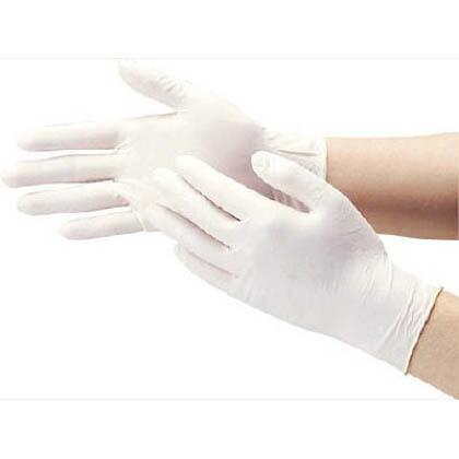 ダンロップ 天然ゴム極うす手袋Lナチュラル(100枚入) 8868 100枚