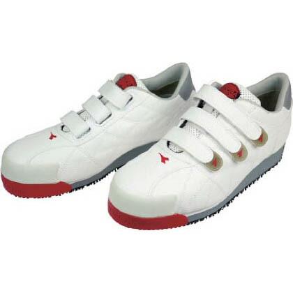 ディアドラ DIADORA安全作業靴アイビス白24.0cm 24.0cm IB-11