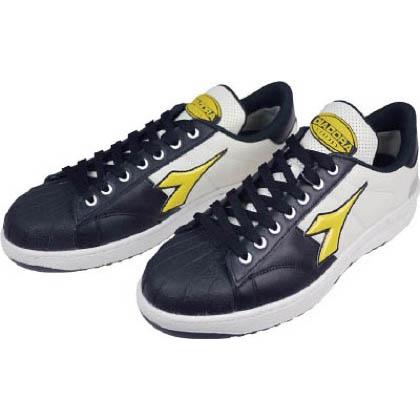 ディアドラ デイアドラ作業靴黒/黄/白24.0cm 24.0cm KW-251