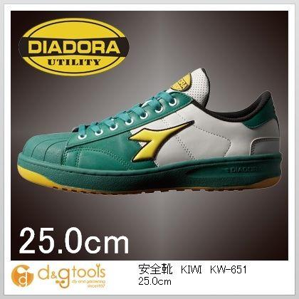 ディアドラ 安全靴KIWI 25.0cm KW-651