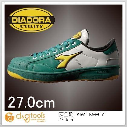 ディアドラ 安全靴KIWI 27.0cm KW-651