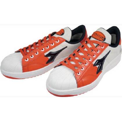 ディアドラ デイアドラ作業靴オレンジ/黒/白24.0cm 24.0cm KW-721