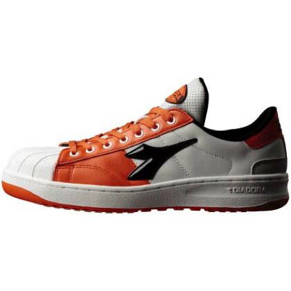ディアドラ デイアドラ作業靴オレンジ/黒/白24.5cm 24.5cm KW-721