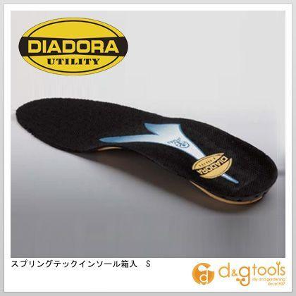 ディアドラ スプリングテックインソール箱入 S