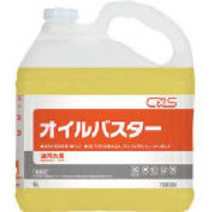 強アルカリ洗剤オイルバスター5L  5L  T30335 1 本