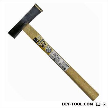 カットハンマー特殊硬質金属付ブロック割り(ブロック槌)