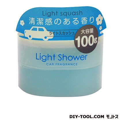 ライトシャワー(車用芳香剤)ライトスカッシュ   7432