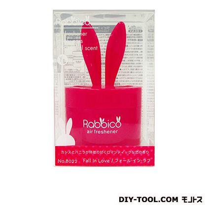 ラビッコ(車用芳香剤)フォール・イン・ラブ   8022