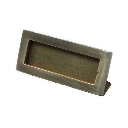 ドゥーブジャパン ネームプレート POP45 ゴールド W45×H20×D13mm ST415P