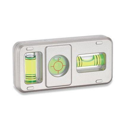 磁石付モバイルレベル シャンパンゴールド 17X42X87mm ED-MOM