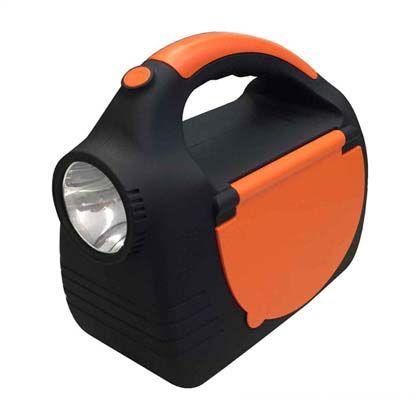 アイガーマルチジャンプスターター ブラック×オレンジ  FCJ30000