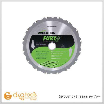 フューリー1・4(FURY1・4)用替刃万能切断チップソー  185mm 185TCT