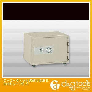 エーコー ダイヤル式耐火金庫(1台) SS-N