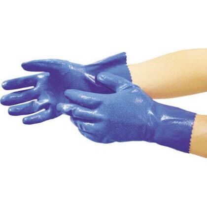 エステー モデルローブNO600ニトリル手袋(裏メリヤス)L NO.600L