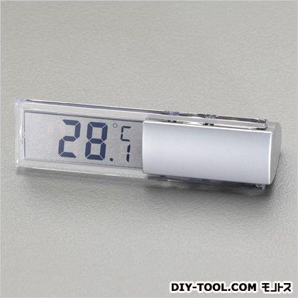 デジタル温度計  105×30mm EA728AC-31