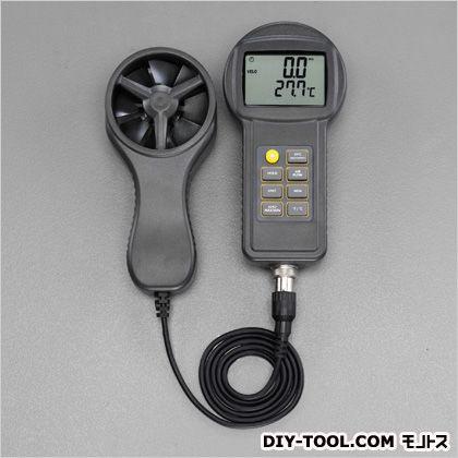 デジタル風速・風温計   EA739AR-2