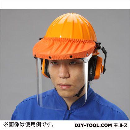 【送料無料】エスコ(esco) 防災面(ヘルメット・イヤーマフ付) EA768HM-2