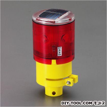 [ソーラー充電]LED現場保安灯   EA983FS-73