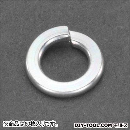 M4スプリングワッシャー(三価クロメート)   EA949LY-204 80 枚