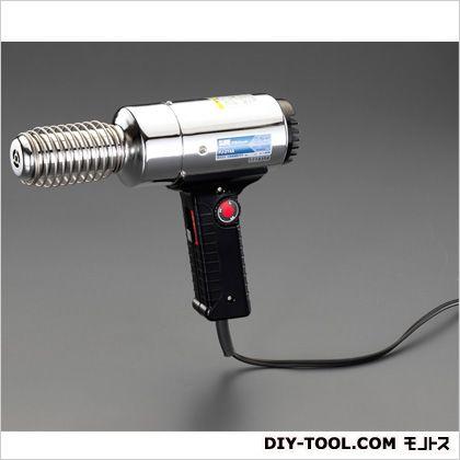 【送料無料】エスコ(esco) AC100V/1020Wヒートガン(温度可変式) φ70(W)×253(L)×200(H)mm EA365VA-2 0