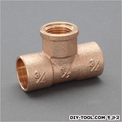 "Rp1/2""x15.88mm水栓チーズ   EA432PG-5"