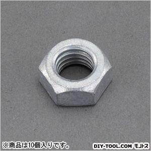 六角ナット(どぶメッキ)  M20 EA949LT-620 10 個