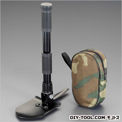 400mmポータブルショベル&ピック(折畳み式)   EA991XC-13