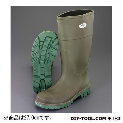 【送料無料】エスコ(esco) 安全長靴 27.0cm EA910LT-27 0