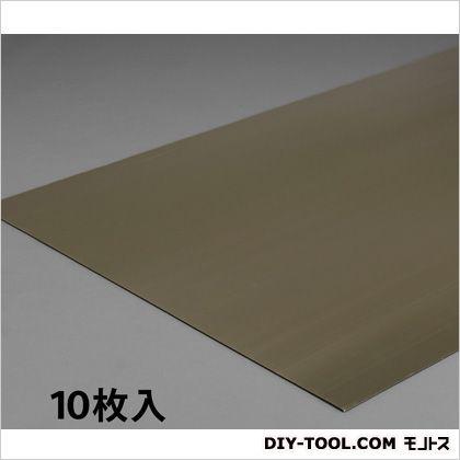 エスコ(esco) 1800x1200x4mmプラダン ODグリーン 1800(W)×1200(D)×4(T)mm EA911BS-4 10枚