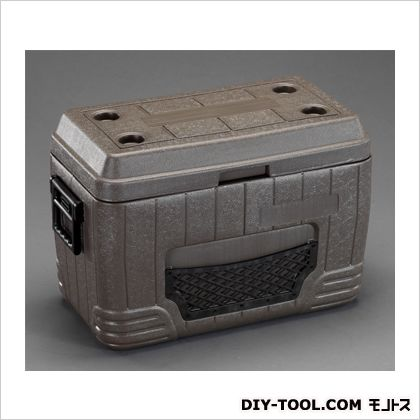 660x345x430mm/52Lクーラーボックス ODグリーン 外寸:660(W)×345(D)×430(H)mm、 内寸:510(W)×250(D)×300(H)mm EA917C-8A