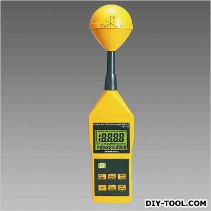 【送料無料】エスコ/esco 電磁波測定器[3磁界]   EA703G-3  補修・整備ケミカル業務用自動車用部品・資材