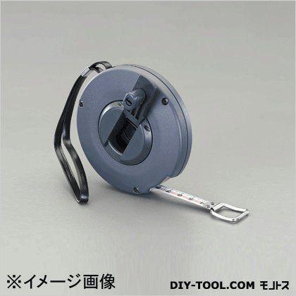 【送料無料】エスコ(esco) スティールテープ巻尺(ポケットタイプ) 30m EA720JW-130