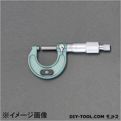 【送料無料】エスコ(esco) 25-50mmマイクロメーター EA725EH-2